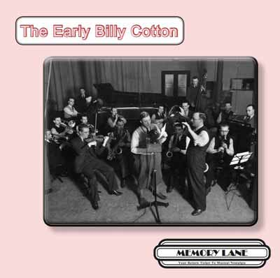 The Early Billy Cotton
