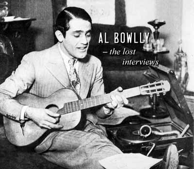 DVD - Al Bowlly –the Lost Interviews