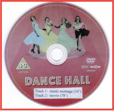 DVD: Dance Hall