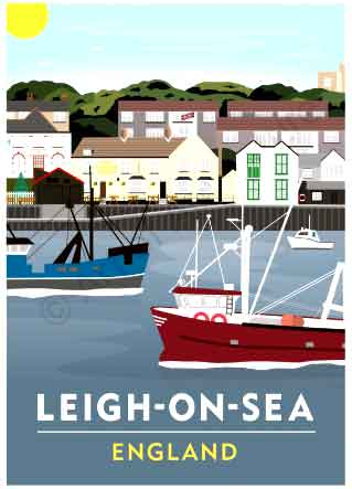 Leigh-On-Sea England